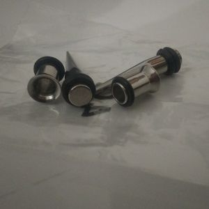 Jewelry - Some cool and rocken ear plugs